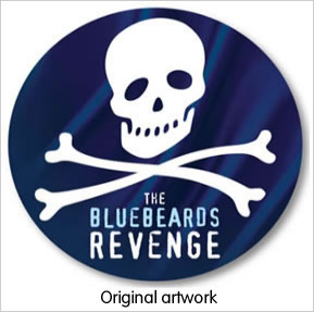 BlueBeard's Revenge Logo