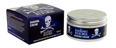BlueBeards revenge shaving cream